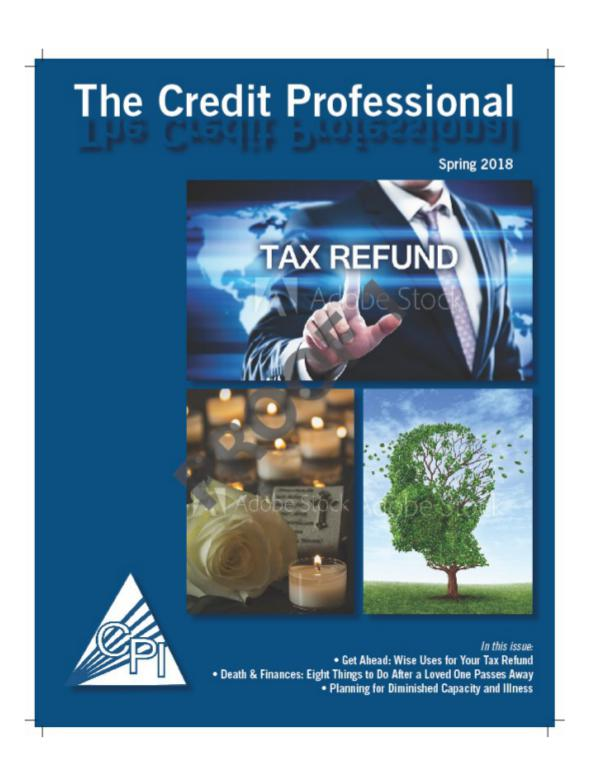 Credit Professional 2018 Spring_2018_magazine