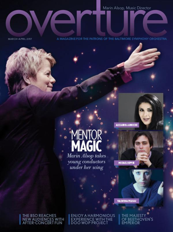 Overture Magazine: 2016-2017 Season March- April 2017