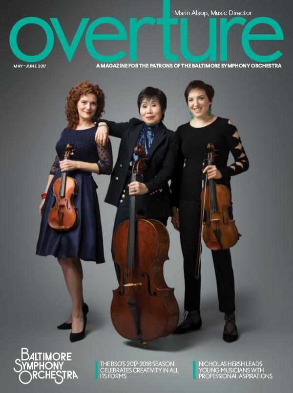 Overture Magazine: 2016-2017 Season May-June 2017