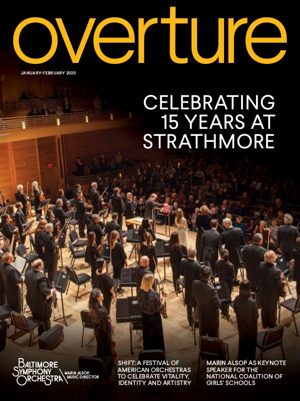 Overture Magazine 2019-20 BSO_Overture_Jan_Feb