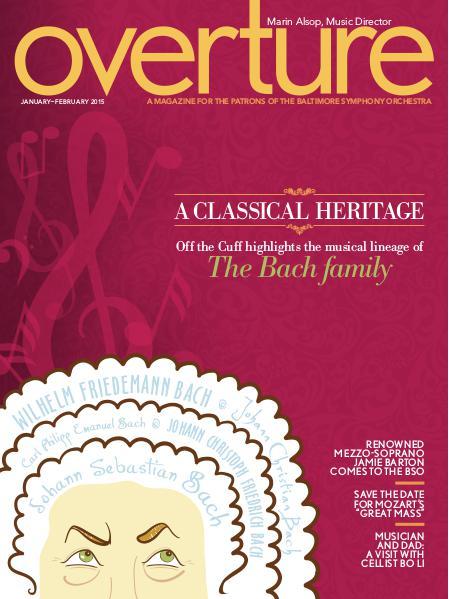 Overture Magazine - 2014-2015 January-February 2015