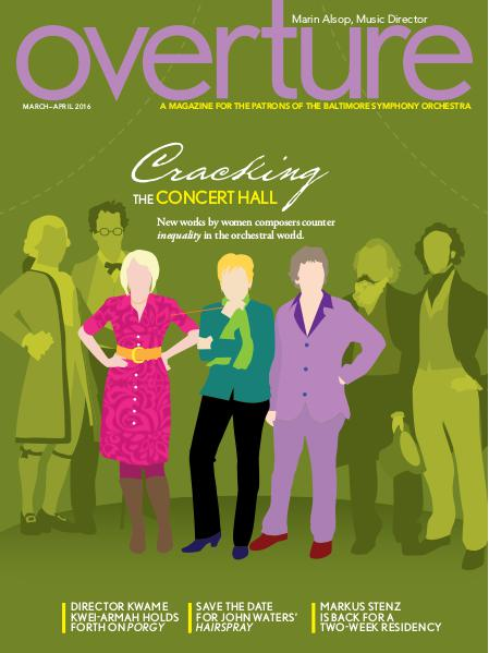 Overture Magazine - 2015-2016 Season March-April 2016