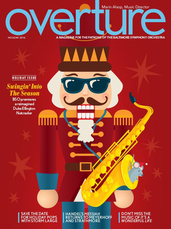 Overture Magazine: 2016-2017 Season Holiday 2016