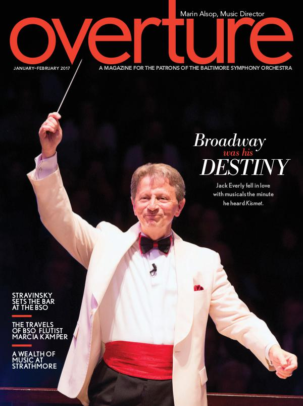 Overture Magazine: 2016-2017 Season January - February 2017