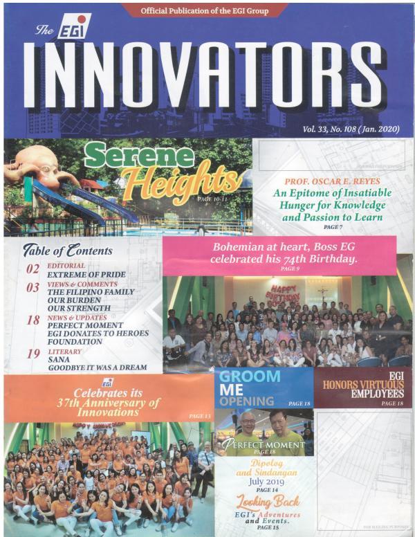 Egi innovators EGI Magazine