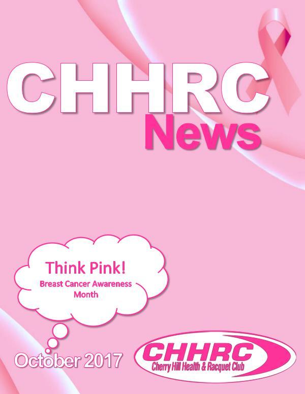 October News Newsletter Oct 17