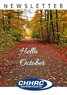 October 2019 CHHRC newsletter