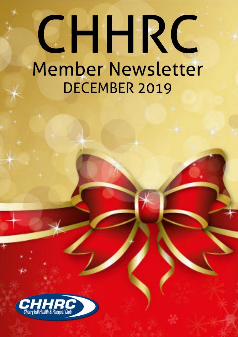 December 2018 CHHRC News December 2019