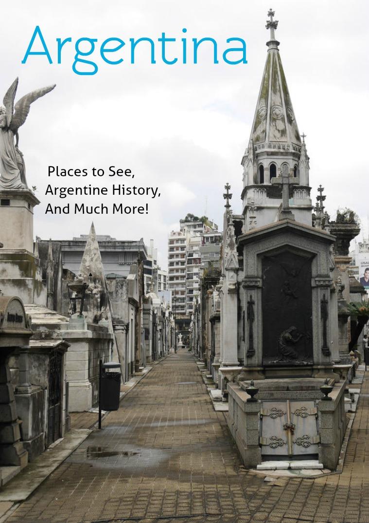 Argentina Culture Magazine 1