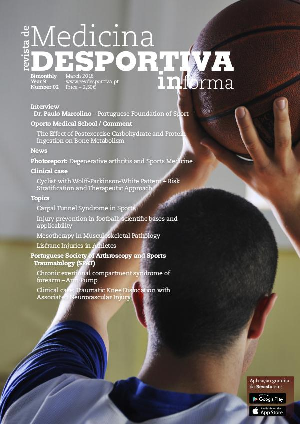 Revista de Medicina Desportiva (English) March 2018