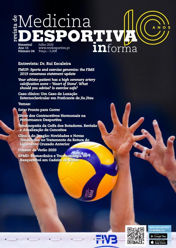 Revista de Medicina Desportiva Julho 2020