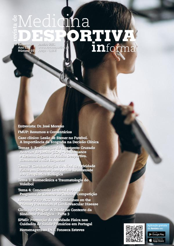Revista de Medicina Desportiva Janeiro 2021