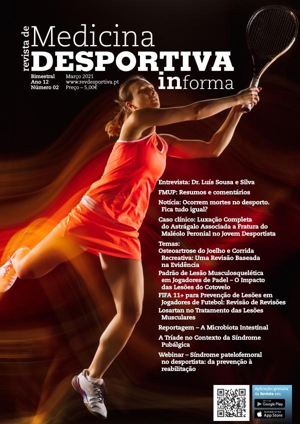 Revista de Medicina Desportiva Março 2021 Março, 2021