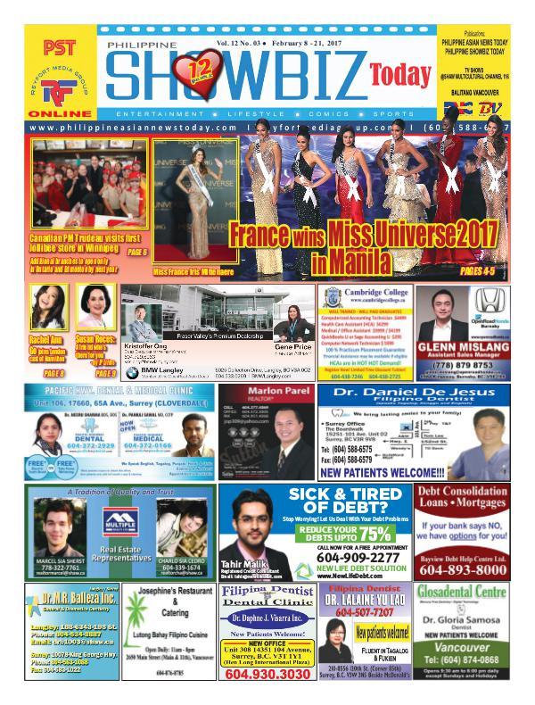Philippine Showbiz Today Vol 12 no 3