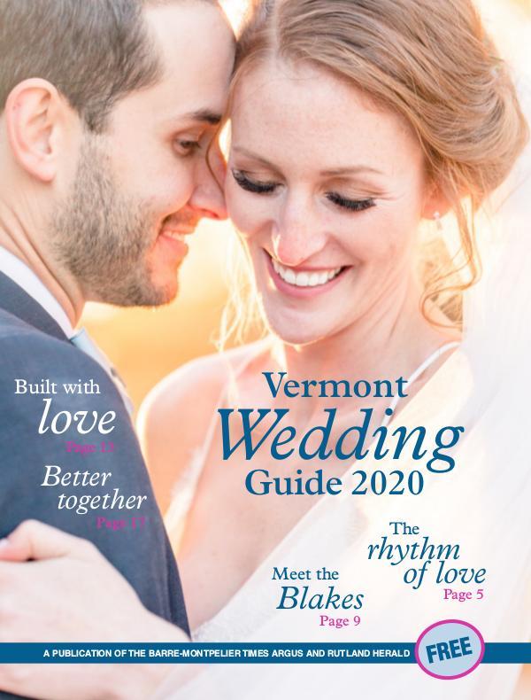 Vermont Wedding 2020
