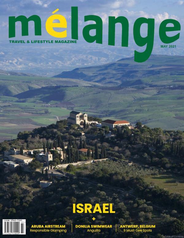 Mélange Travel & Lifestyle Magazine May 2021