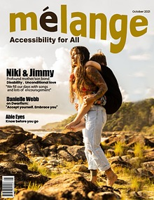 Mélange Accessibility for All Magazine