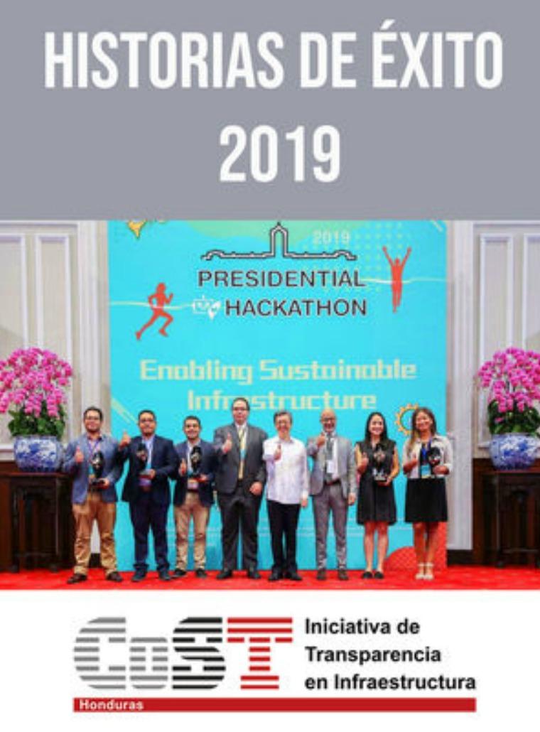 CoST Honduras Historias de Éxito 2019