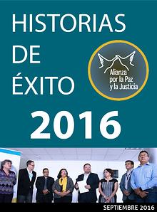 Historias de Éxito APJ 2016