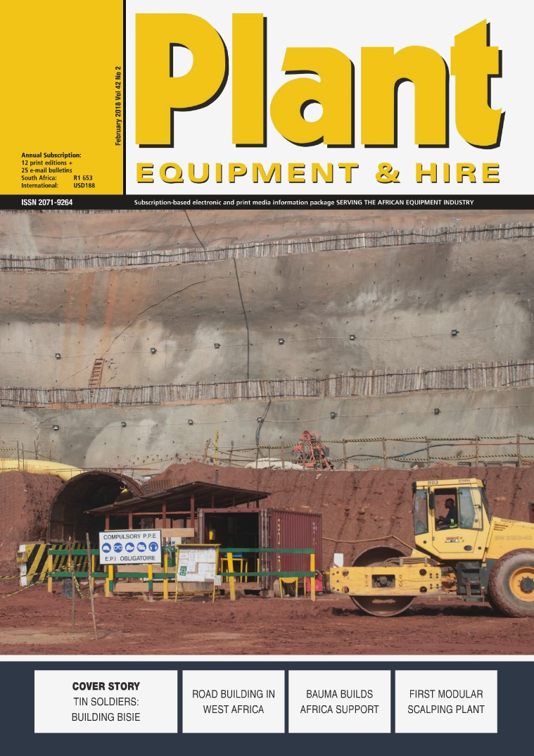 Plant Equipment and Hire February 2018