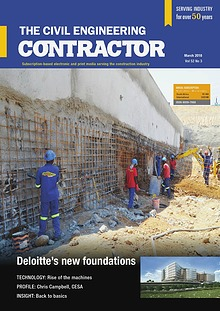 The Civil Engineering Contractor