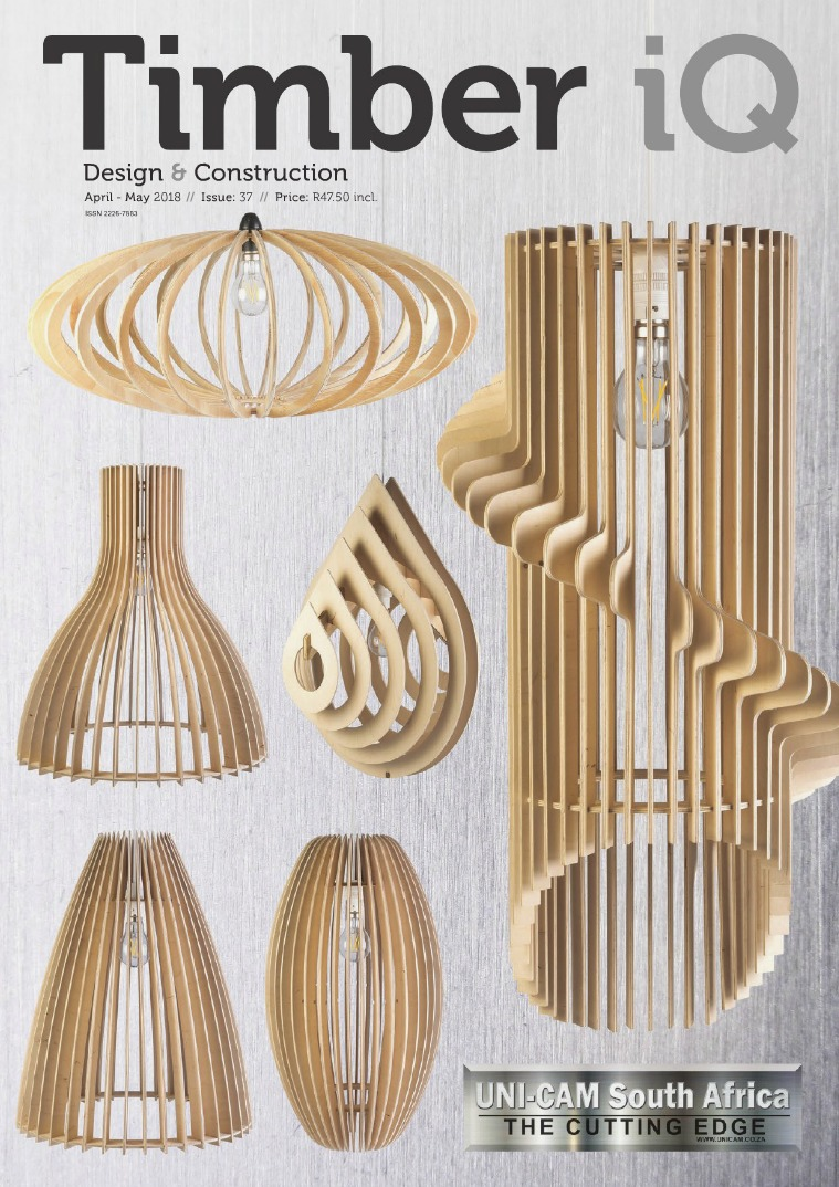 Timber iQ April - May 2018 // Issue: 37