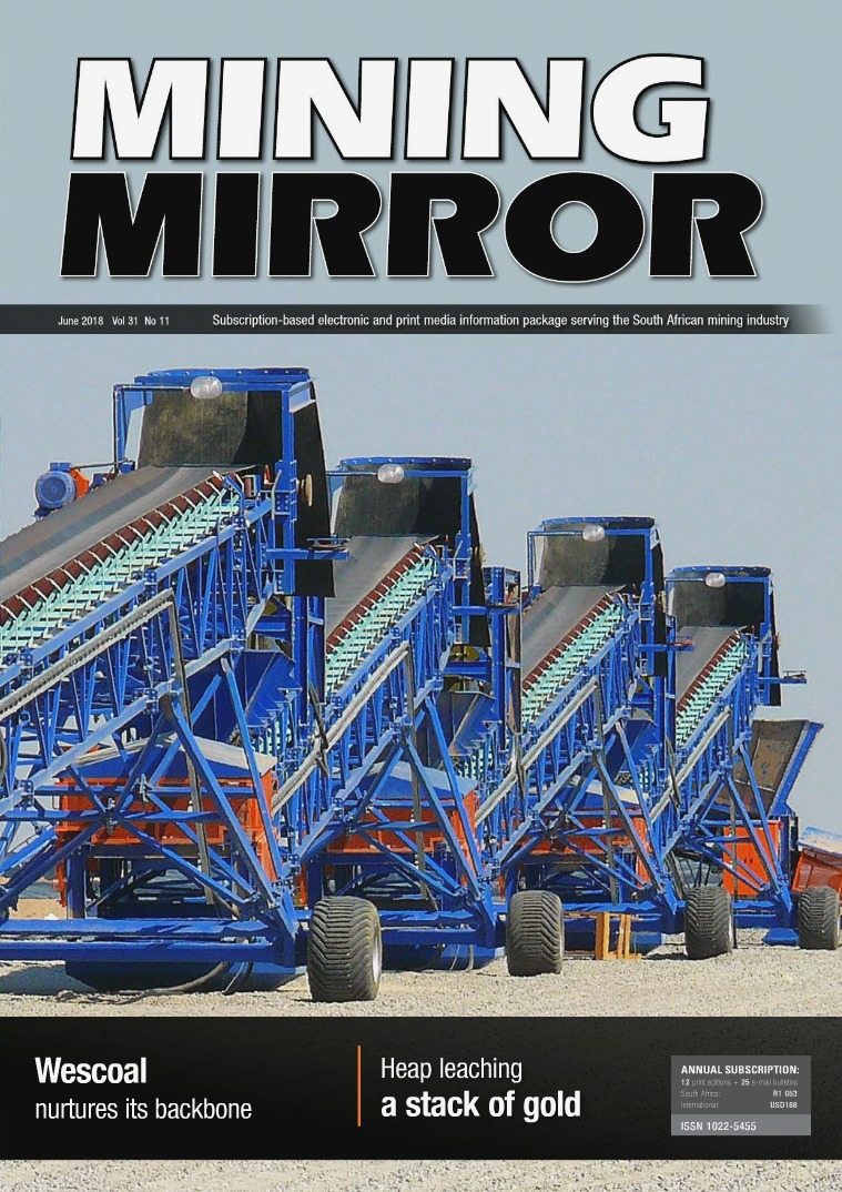 Mining Mirror June 2018
