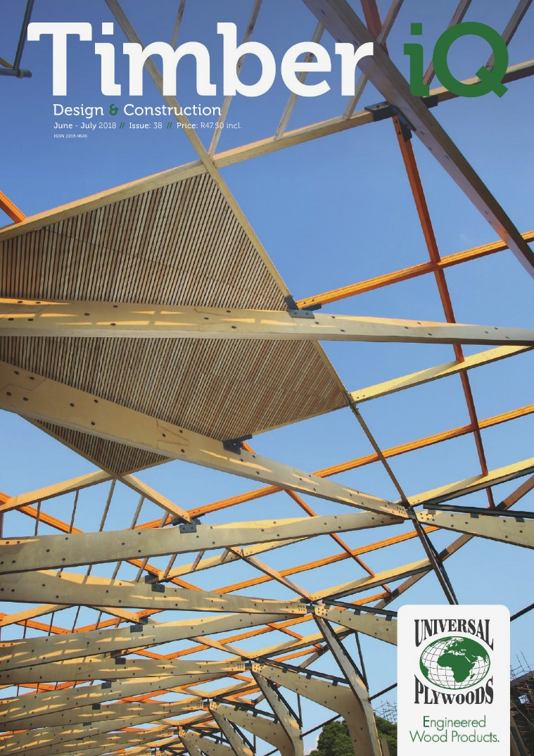 Timber iQ June - July 2018 // Issue: 38