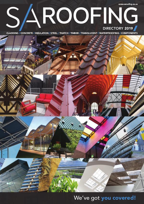 SA Roofing SA Roofing Directory 2019