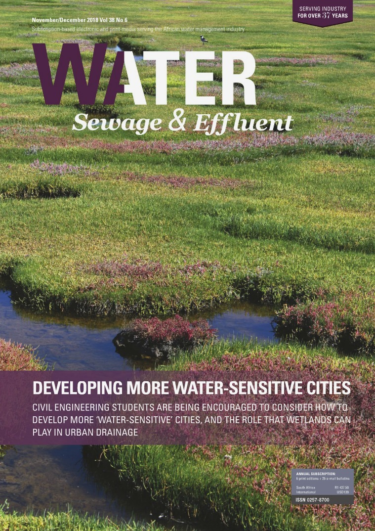 Water, Sewage & Effluent November December 2018