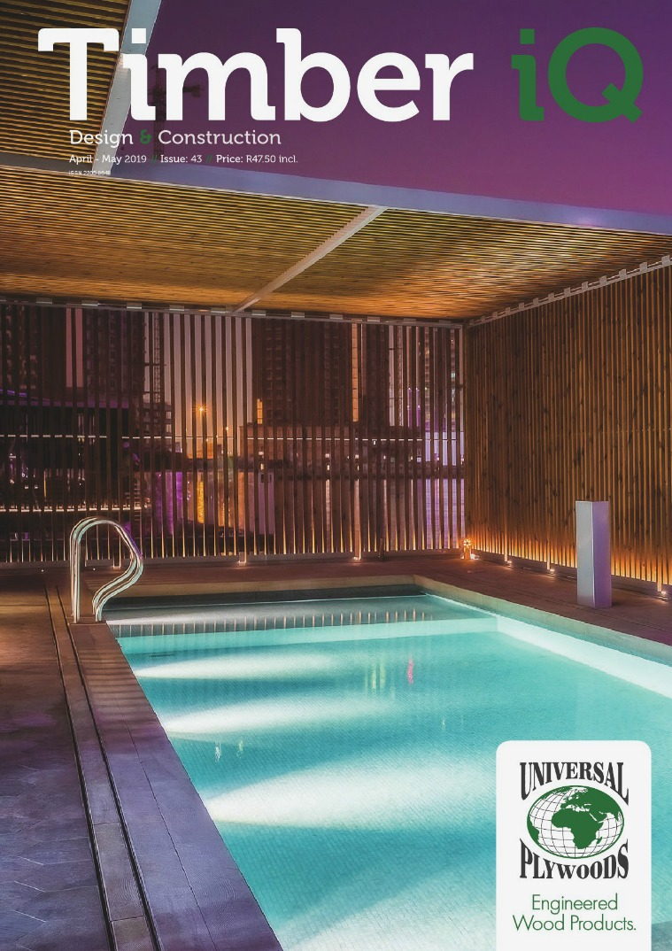Timber iQ April - May 2019 // Issue: 43