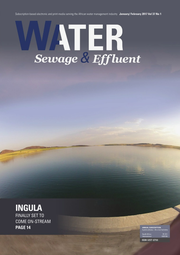 Water, Sewage & Effluent January-February 2017
