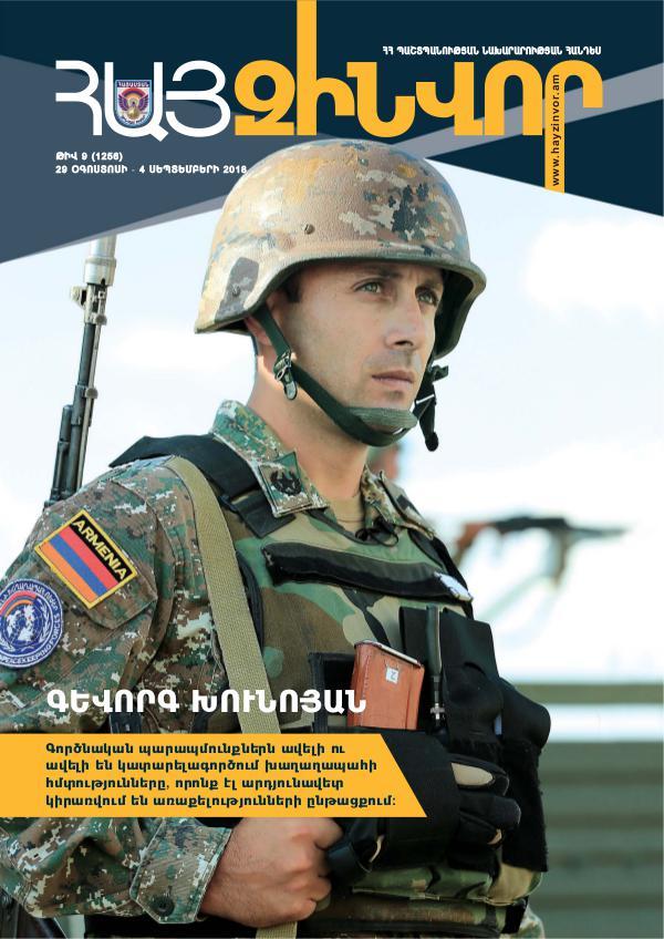 Հայ Զինվոր Zin9s