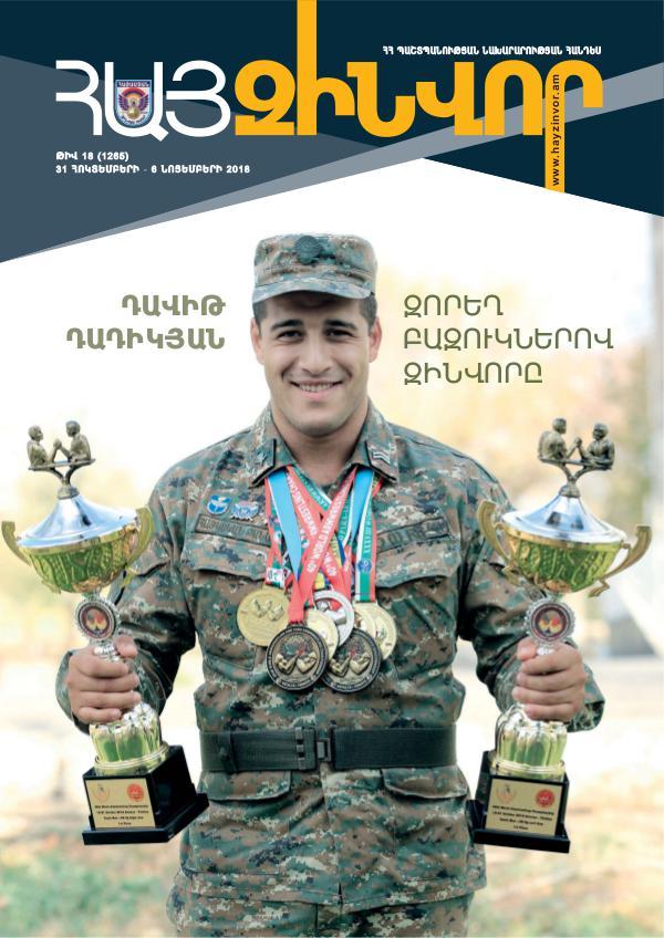 Հայ Զինվոր Zin18-Standart
