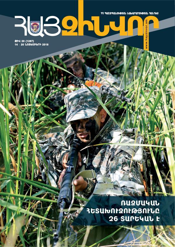 Հայ Զինվոր Zin 20-standart