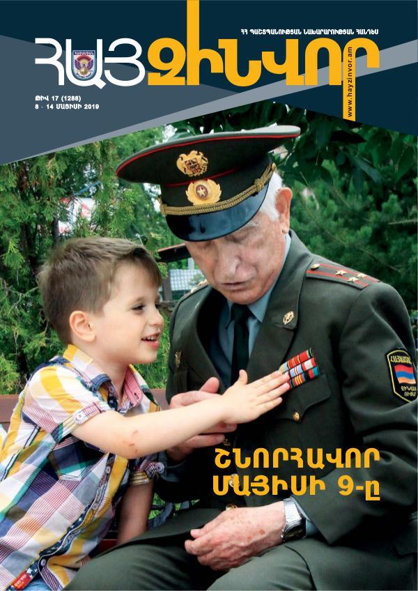 Հայ Զինվոր Zin 17-Standart