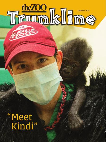 Trunkline Magazine (Louisville Zoo) Trunkline Magazine: June 2016