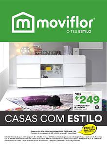 Folheto Moviflor // Março