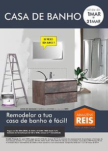 Folheto AR // Março