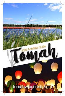 2019 Tomah Activities Guide