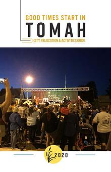 Tomah Activities Guide 2020