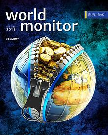 World Monitor Magazine Spring