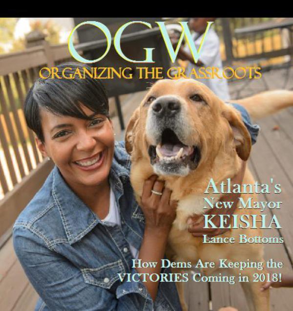 OGW - Atlanta's New Mayor - Keisha Lance Bottoms December-OGW-Meet-Keisha-Lance-Bottoms