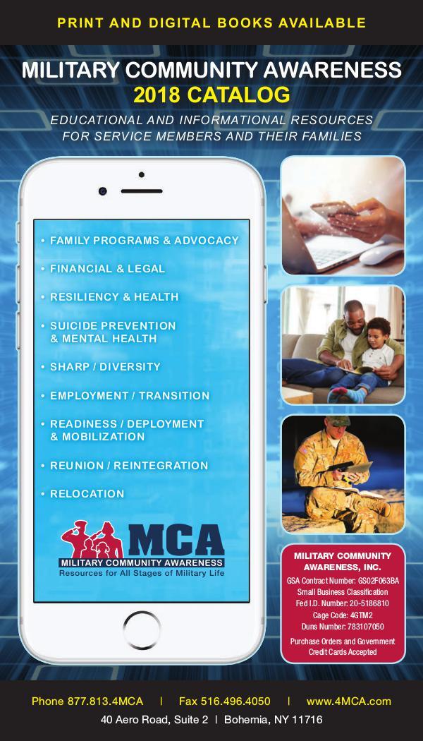 MCA Catalog 2018