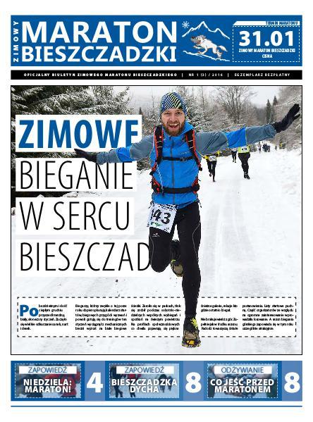 Maraton Bieszczadzki nr 1 (3) / 2016