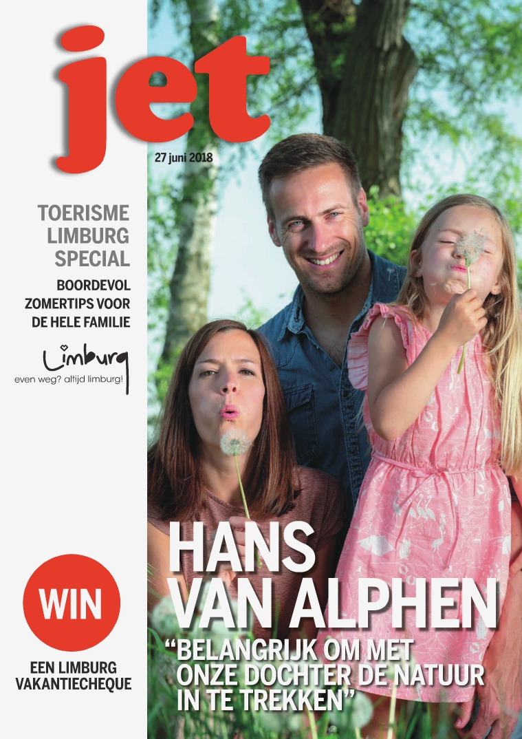JET Zomerspecial 2018