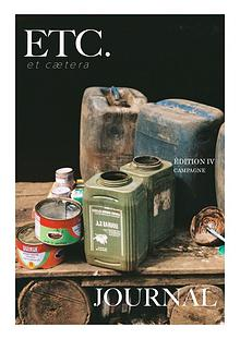 ETC. JOURNAL EDITIONS