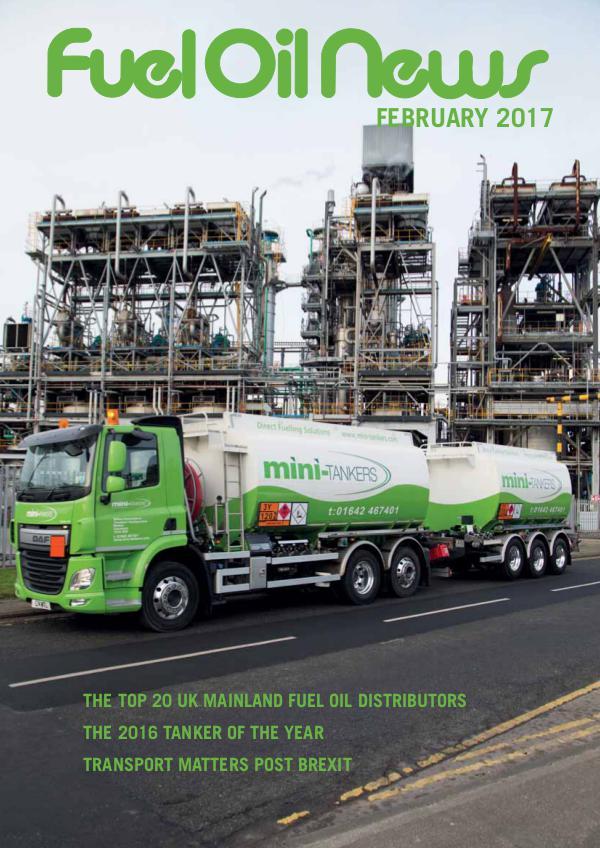Fuel Oil News February 2017