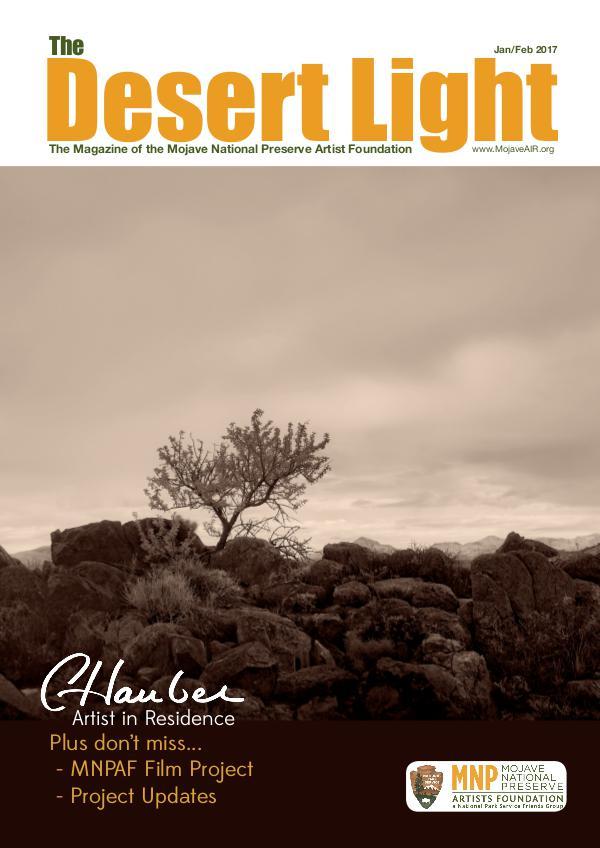 The Desert Light January/February 2017