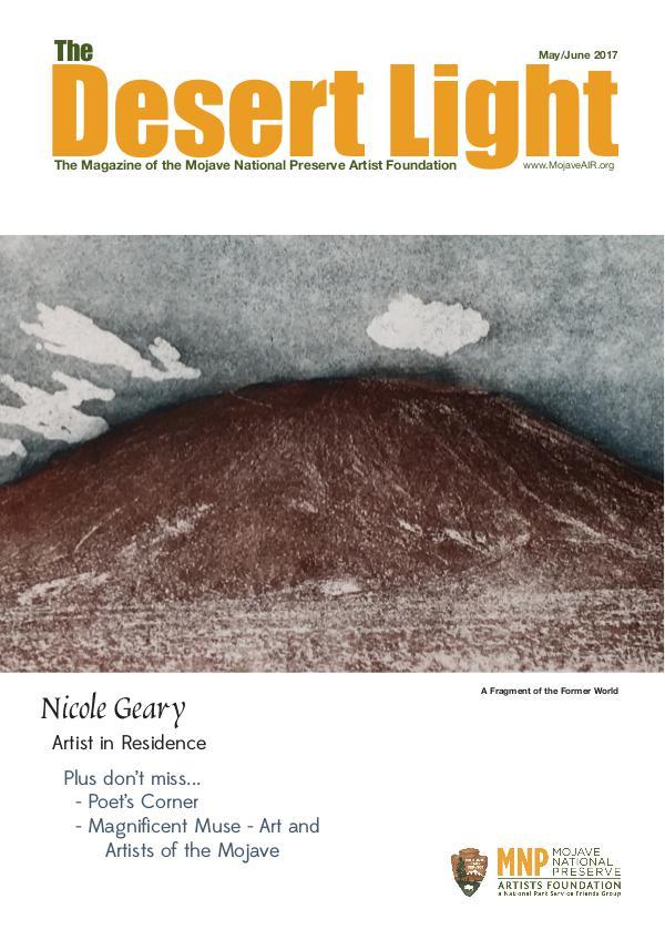 The Desert Light May/June 2017